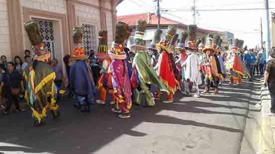 Toro Huaco, Diriamba