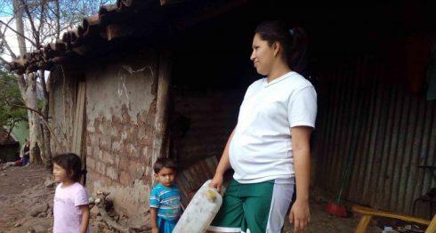 La Trinidad, Estelí, desabastecimiento de agua