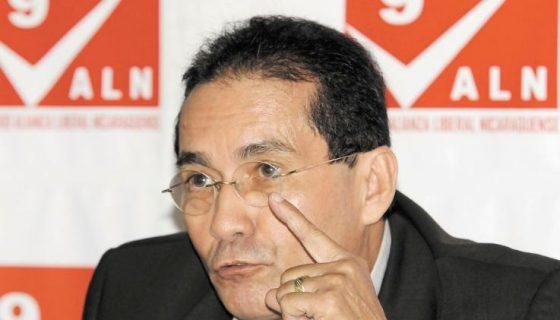 Alejandro Mejía Ferreti, diputado y presidente de la ALN.