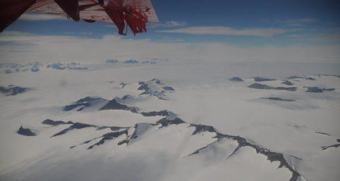 Antártica, glaciares, cambio climático, hielo