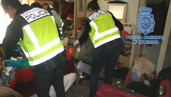 trata de personas, nicaragüenses, España, Policía de España, Murcia