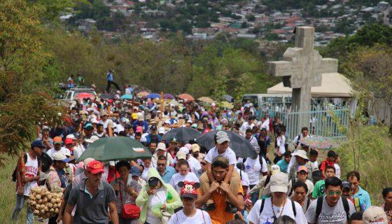 Cruz, Matagalpa, viacrucis,