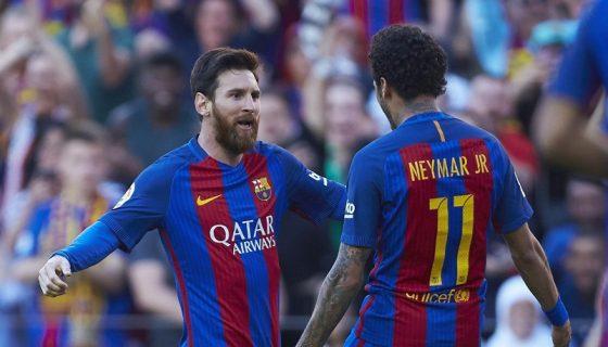Lionel Messi cobraría 30 millones de euros al año en las próximas temporadas. LA PRENSA/EFE/Alejandro García