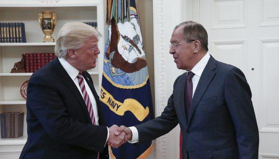 Donald Trump, Rusia