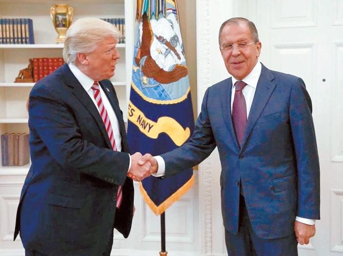 Osetia, Nicaragua, Rusia, Donald Trump