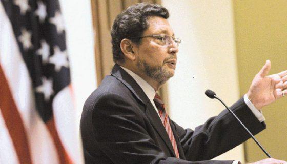 Bayardo Arce, asesor económico del Gobierno de Daniel Ortega.