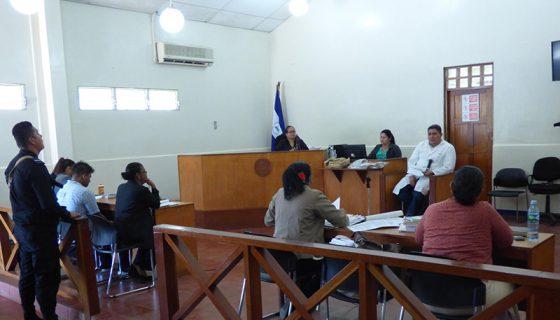 femicidio en Bilwi