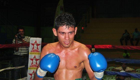 José Aguilar es uno de los boxeadores nicaragüenses que el español José García acusa de fraguar un trama en su contra. LA PRENSA/ARCHIVO