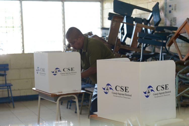 reembolso electoral, elecciones, Nicaragua
