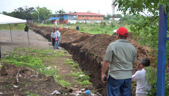 vasijas, Managua