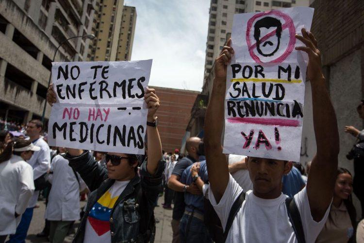 Venezuela, situación en Venezuela, Rusia, Nicolás Maduro, protestas en Venezuela