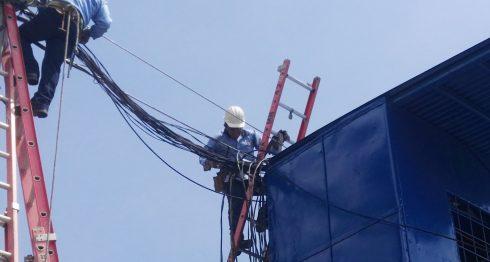 energía, alto precio de la energía, conexiones eléctricas iilegales