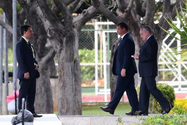 Brasil, Michel Temer, escándalo de corrupción