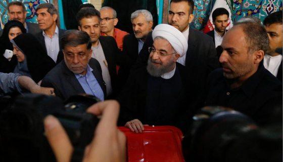 Irán, Hasan Rohaní