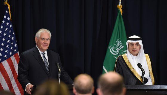 Irán, Estados Unidos, prueba de misiles, Arabia Saudí