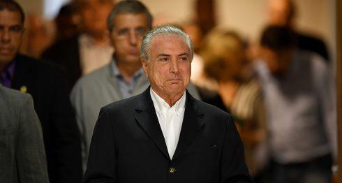 Temer, Brasil, Michel Temer