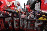 Manifestantes piden salida de Temer y elecciones directas en Brasil