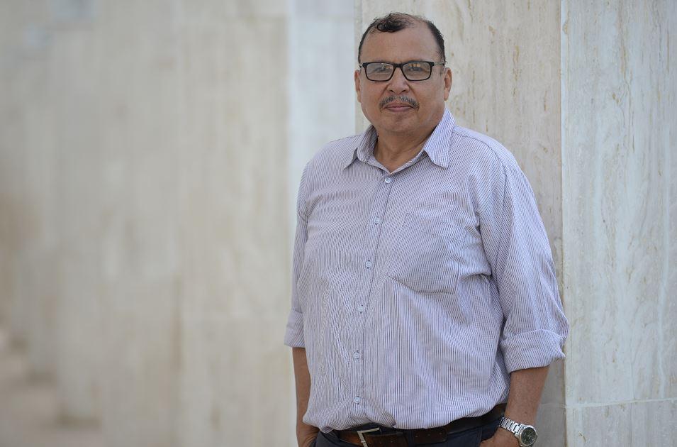 Erick Aguirre, escritor nicaragüense. LA PRENSA/Lissa Villagra