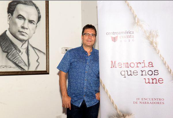 Alberto Salcedo Ramos, periodista colombiano. LA PRENSA/ARCHIVO