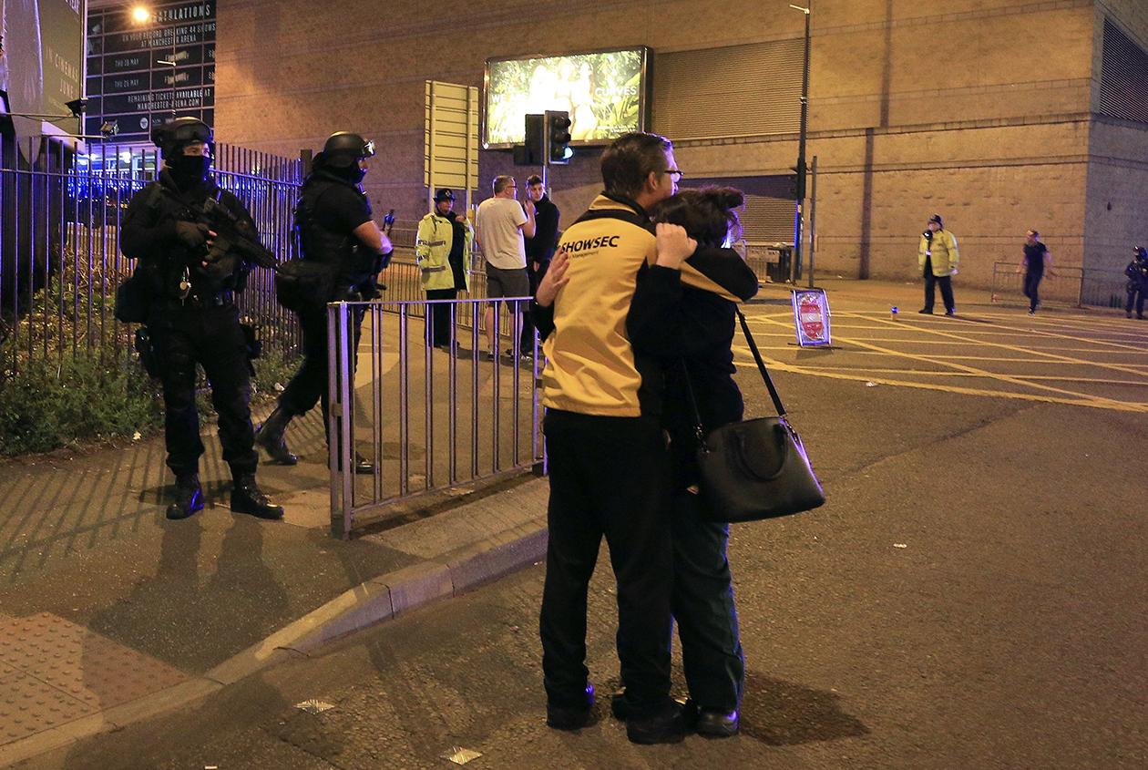 Atentado explosivo en concierto deja 19 muertos y 59 heridos