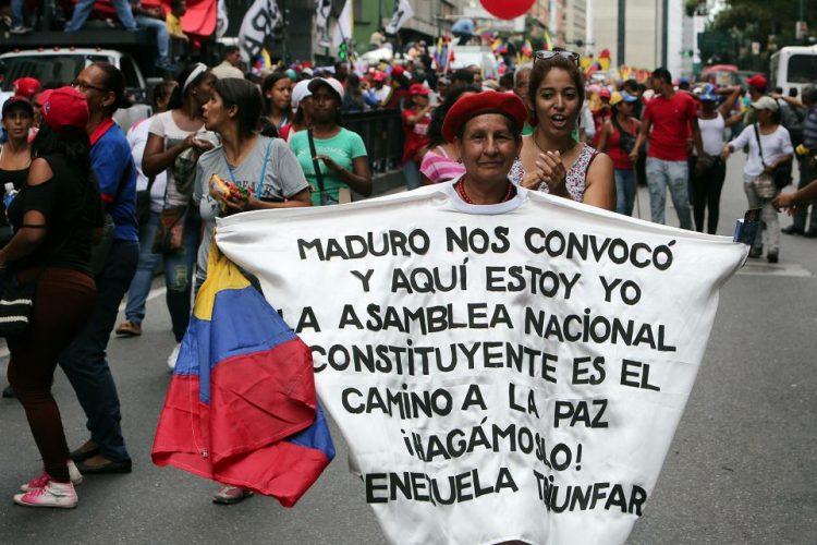 Consejo Electoral aprueba elección de Asamblea Constituyente de julio próximo en Venezuela