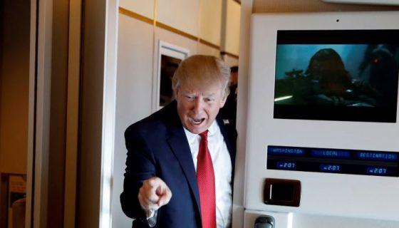 Desde que llegó al poder el presidente estadounidense, Donald Trump, ha tenido pendiente la situación de los países en América Latina, y Nicaragua no ha sido la excepción. LA PRENSA/EFE