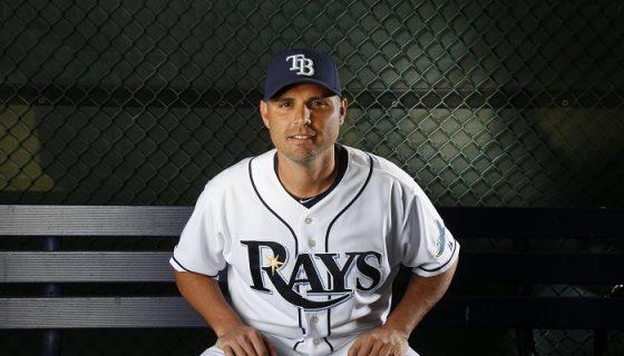 Kevin Cash, mánager de los Rays de Tampa Bay, dijo que el nicaragüense Erasmo Ramírez es un pelotero de retos. LA PRENSA/Brian Blanco/Getty Images/AFP