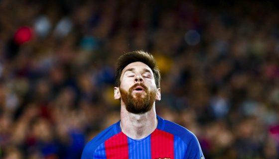 La Corte Suprema de Barcelona mantuvo la condena de 21 meses de prisión (que no deberá cumplir) y la multa de 2 millones de euros a Lionel Messi. LA PRENSA/EFE/Quique García