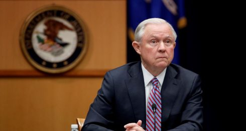 Jeff Sessions, Estados Unidos, Rusia