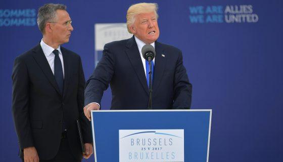OTAN, Donald Trump, Estados Unidos, Rusia