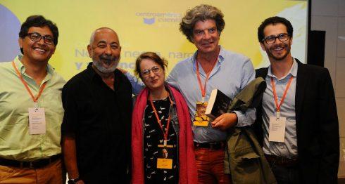 Escritores dialogan sobre el origen y los grandes detectives creados en las novelas negras. LAPRENSA/WILMER LÓPEZ