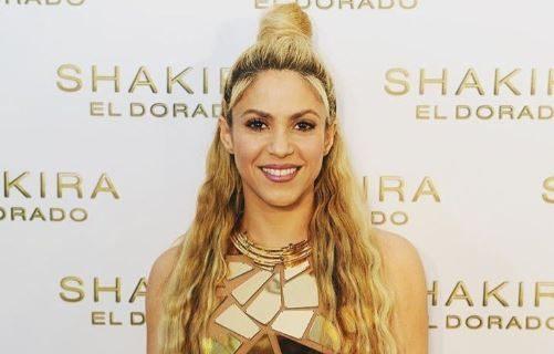 El Dorado, Shakira