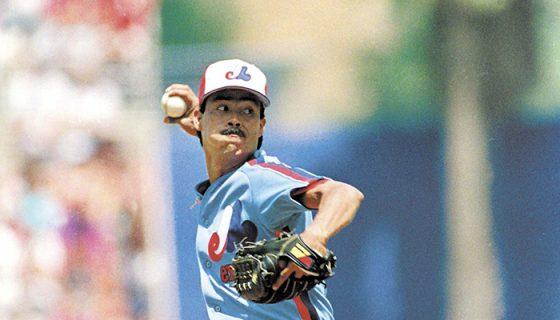 Dennis Martínez, el pícher número 25 en lanzar un juego perfecto en la sala grande del beisbol mundial.