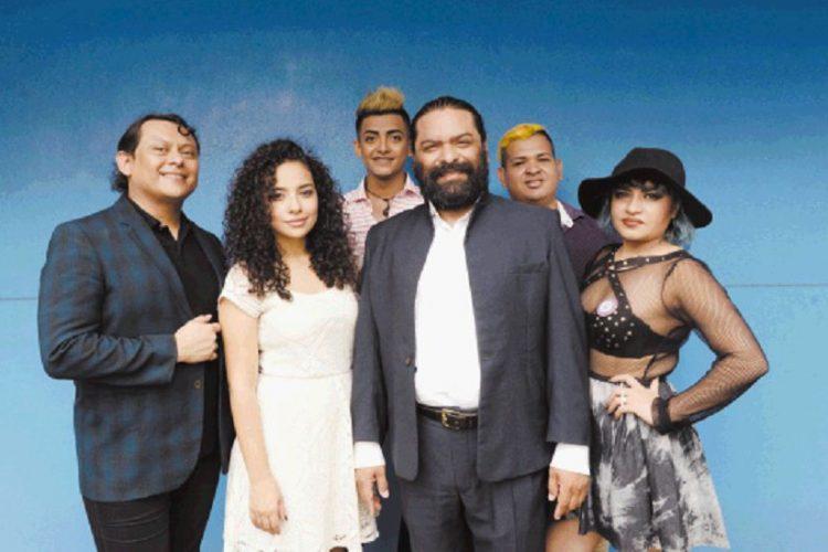 La ópera El lobo y el santo -libreto de Mario Rocha- será estrenada por primera en vez en Nicaragua y participarán cerca de 80 artistas. LAPRENSA/LISSAVILLAGRA