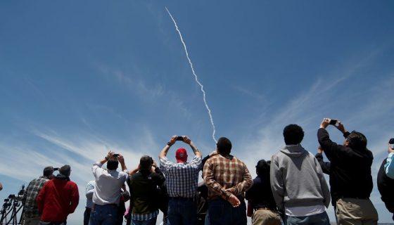 Pentágono, misil interceptor, prueba de misiles