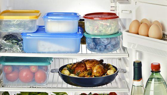 comida refrigerada