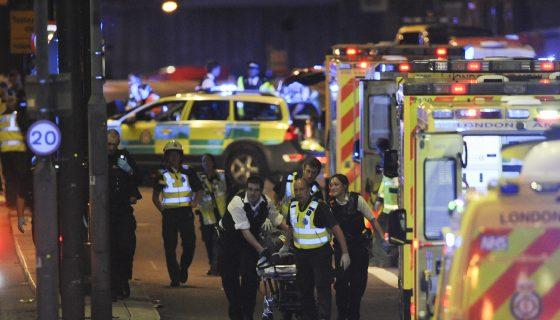 Londres, ataque