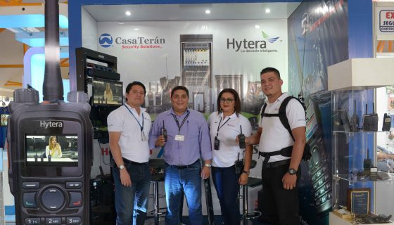Casa Terán, Feria, Seguridad