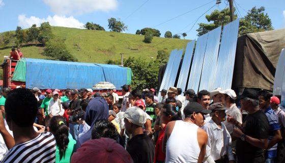 Plan Techo, Nicaragua, Daniel Ortega, FSLN
