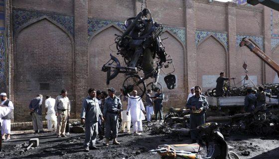 mezquita afgana, Afganistán