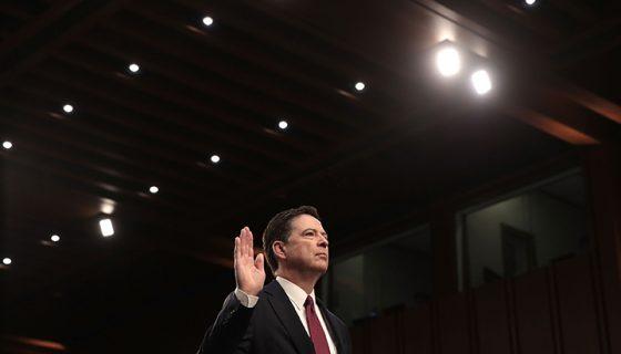 FBI, James Comey, Donald Trump