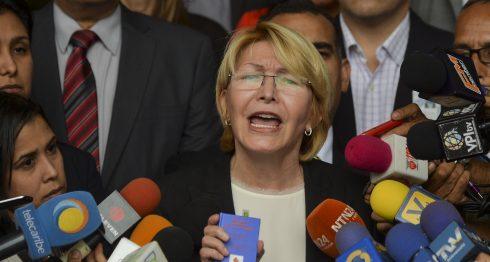 fiscal chavista