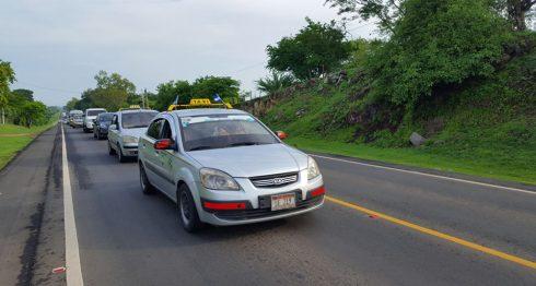 taxistas de León