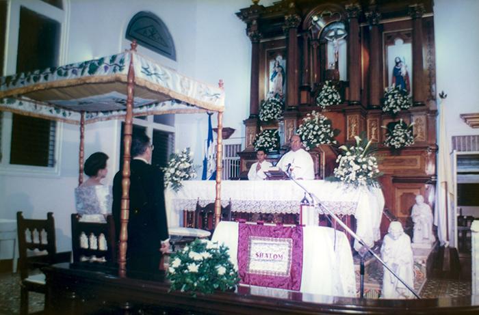 Matrimonio Entre Catolico Y Judio : El amor no tiene religión