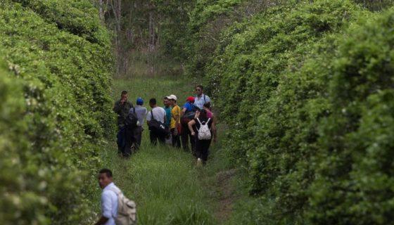 Migrantes de Nicaragua tiene como principal destino Estados Unidos. LA PRENSA/ ARCHIVO