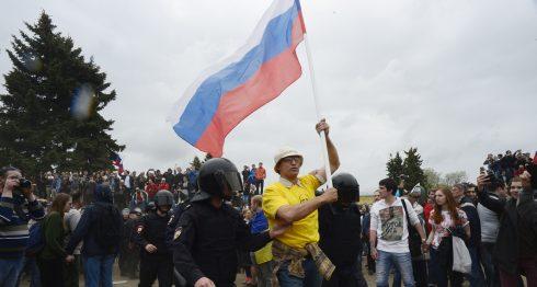 Rusia, protestas, Vladimir Putin