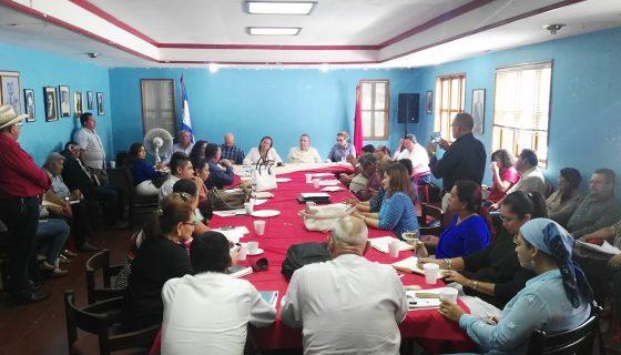 Comité Ejecutivo Nacional del PLC.