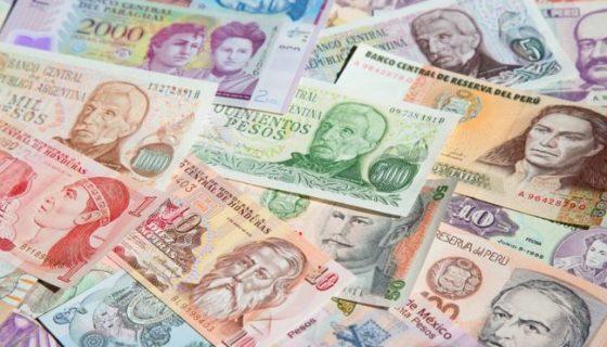 salario de presidentes, América Latina