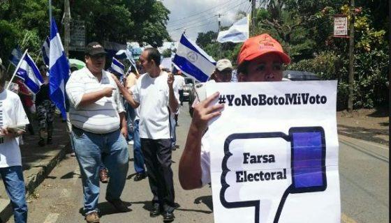 El CSE fue señalado de hacer fraude también en las votaciones municipales de 2008 y 2012. LA PRENSA/ARCHIVO