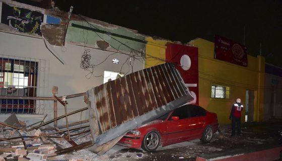 Guatemala, sismos, México